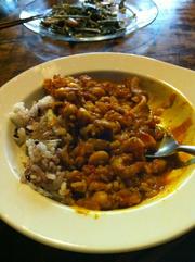 ●豆カレー